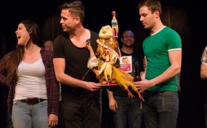 Last year's winners May Can Theatre.  Will they reclaim the title in 2016?