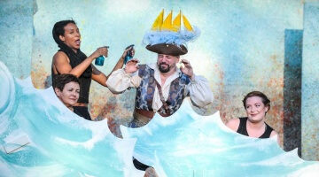Torchlight Shakespeare Thanks & A Midsummer Night's Dream in 2017
